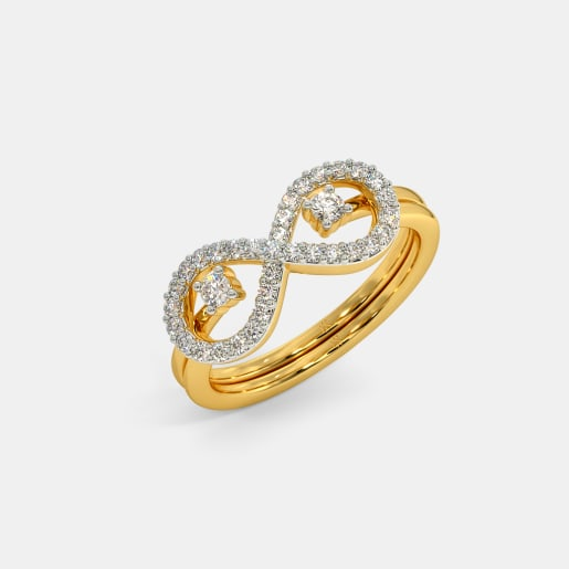 The Infinite Love Stackable Ring