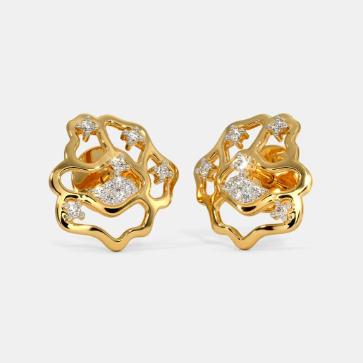 The Hazel Stud Earrings