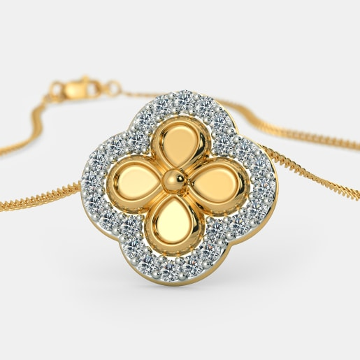 The Protected Bloom Pendant
