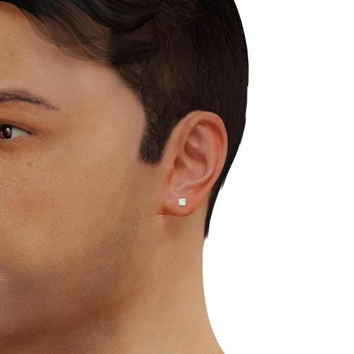 The Avoir Earring For Him