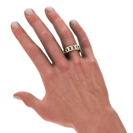 The Perfectionist's Ring
